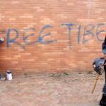 Tibetan Uprising Day against China