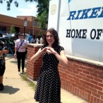 Cecily McMillan Released From Prison Today #OWS