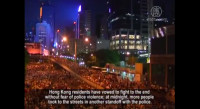"The Hong Kong Protests' Anthem: ""Under a Vast Sky"""
