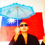 Chinese artist arrested after tweeting picture with umbrella