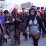 Afghan Artist in Hiding After Attack Over Sexual Harassment Protest Piece