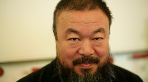 Ai Weiwei has received an official apology from Britain's Home Ministry, and will be allowed to stay in the United Kingdom for the full 6 months for which he applied (Miguel Villagran / Getty Images.)