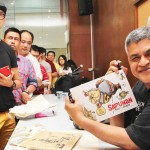 Zunar Releases New Book of Cartoons Criticizing Malaysian Government