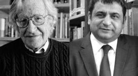 Noam Chomsky and Sedat Laciner